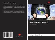 Couverture de International Society