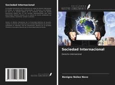 Buchcover von Sociedad Internacional