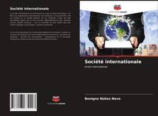 Société internationale的封面