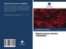"""Buchcover von Elektronische Karten """"DORNIER"""""""