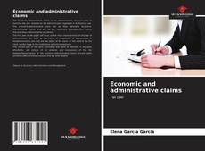Bookcover of Economic and administrative claims
