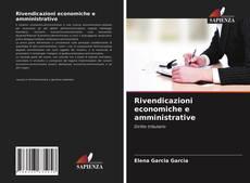 Capa do livro de Rivendicazioni economiche e amministrative