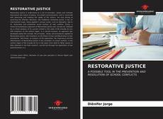 Bookcover of RESTORATIVE JUSTICE