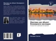 Обложка Мантова как объект Всемирного наследия