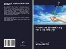 Borítókép a  Motorische ontwikkeling van dove kinderen - hoz