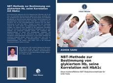Portada del libro de NBT-Methode zur Bestimmung von glykiertem Hb, seine Korrelation mit HbA1c