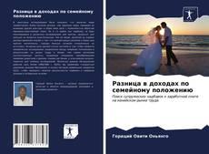 Buchcover von Разница в доходах по семейному положению