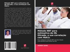 Portada del libro de Método NBT para estimativa de Hb Glicado, a sua correlação com HbA1c
