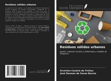 Portada del libro de Residuos sólidos urbanos