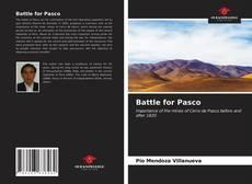 Copertina di Battle for Pasco