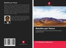 Batalha por Pasco kitap kapağı
