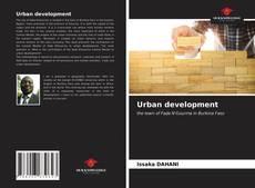 Capa do livro de Urban development