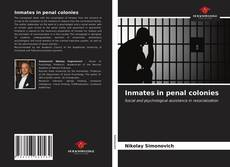 Bookcover of Inmates in penal colonies