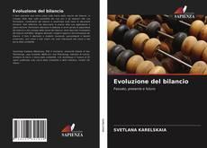 Capa do livro de Evoluzione del bilancio