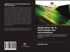 Application de la technologie des microréseaux kitap kapağı