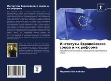 Институты Европейского союза и их реформа kitap kapağı