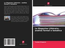 Portada del libro de Le Magazine Littéraire - análise formal e temática