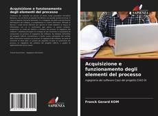 Bookcover of Acquisizione e funzionamento degli elementi del processo