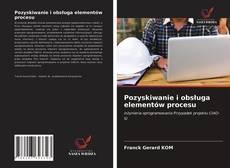 Bookcover of Pozyskiwanie i obsługa elementów procesu
