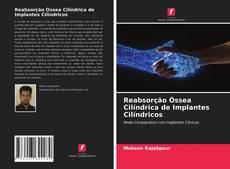 Portada del libro de Reabsorção Óssea Cilíndrica de Implantes Cilíndricos