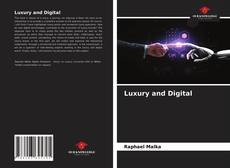 Bookcover of Luxury and Digital