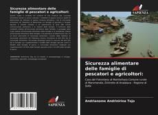 Обложка Sicurezza alimentare delle famiglie di pescatori e agricoltori: