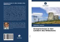 Bookcover of Uranprovinzen in den Ländern des Nilbeckens