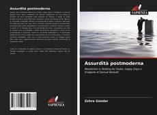 Buchcover von Assurdità postmoderna