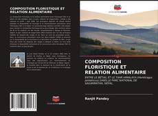COMPOSITION FLORISTIQUE ET RELATION ALIMENTAIRE kitap kapağı