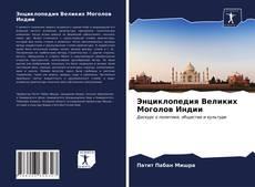 Capa do livro de Энциклопедия Великих Моголов Индии