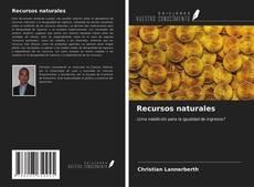 Capa do livro de Recursos naturales