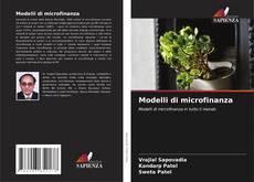 Обложка Modelli di microfinanza