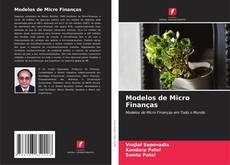 Bookcover of Modelos de Micro Finanças