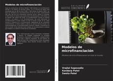 Bookcover of Modelos de microfinanciación