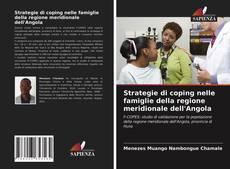 Couverture de Strategie di coping nelle famiglie della regione meridionale dell'Angola