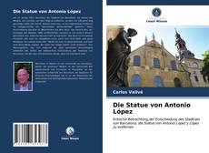 Borítókép a  Die Statue von Antonio López - hoz