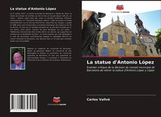 Bookcover of La statue d'Antonio López