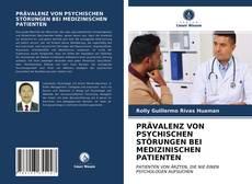 Portada del libro de PRÄVALENZ VON PSYCHISCHEN STÖRUNGEN BEI MEDIZINISCHEN PATIENTEN