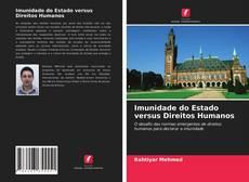 Обложка Imunidade do Estado versus Direitos Humanos