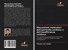 Couverture de Meccanismi molecolari dell'ipertrofia cardiaca e dell'insufficienza cardiaca
