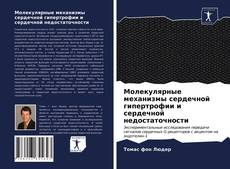 Buchcover von Молекулярные механизмы сердечной гипертрофии и сердечной недостаточности