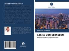 Couverture de ABRISS VON GEBÄUDEN