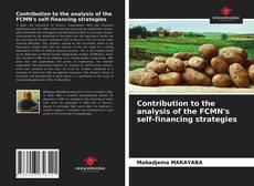 Borítókép a  Contribution to the analysis of the FCMN's self-financing strategies - hoz