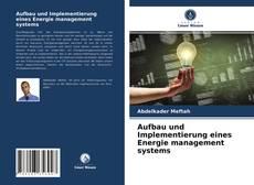 Buchcover von Aufbau und Implementierung eines Energie management systems