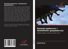 Buchcover von Rozwój społeczny i działalność gospodarcza