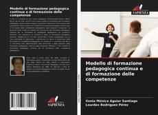 Copertina di Modello di formazione pedagogica continua e di formazione delle competenze