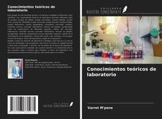 Buchcover von Conocimientos teóricos de laboratorio