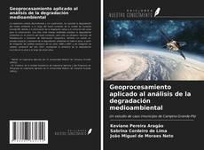 Обложка Geoprocesamiento aplicado al análisis de la degradación medioambiental