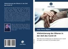 Bookcover of Viktimisierung der Älteren in der Zeit des Covid-19