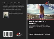 Portada del libro de Abuso sessuale sui bambini